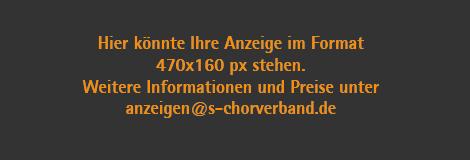Chorfest Heilbronn.
